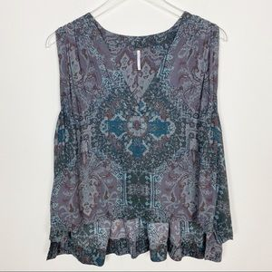 Free people Darcy swing top